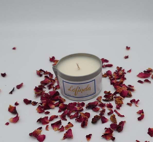 Love- Massage Candle