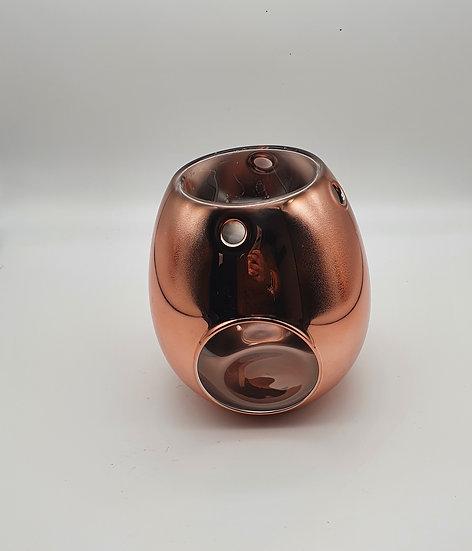 Electroplated Rose Gold Wax Burner