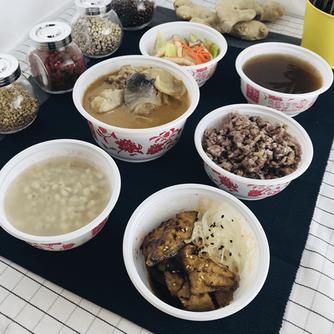 多倫多廣和小產月子餐