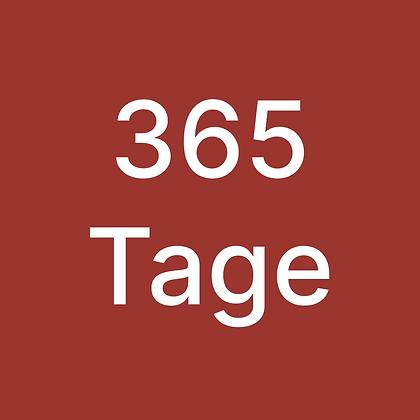 Halbtax 365 Tage