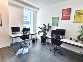Coworking Space Thusis