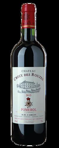 6x Bottles, Pomerol: Croix Des Rouzes, AOC