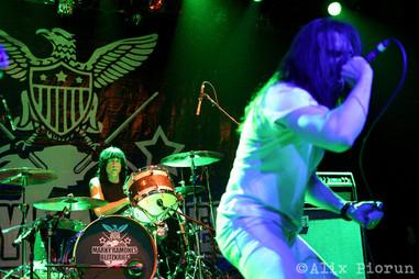 Marky Ramone's Blitzkrieg (ft. Andrew W.K.)