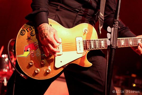 Mike Ness' guitar