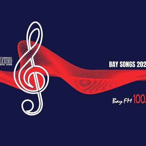 Bay Songs 2020 CD