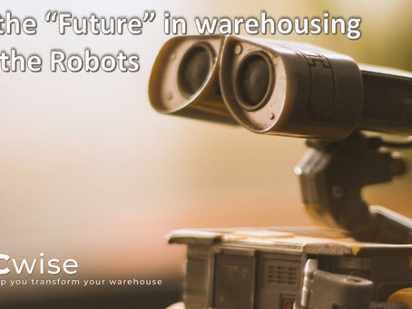 DCwise Insights - Why the Future in warehousing is for the Robots