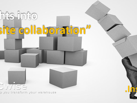"""DCwise Insights - Insights into """"On-site Collaboration"""""""