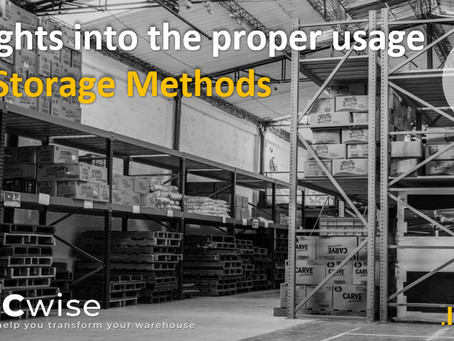 DCwise Insights - Insights into the proper Selection of Storage methods