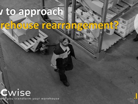 DCwise Insights - How to approach warehouse-rearrangement?