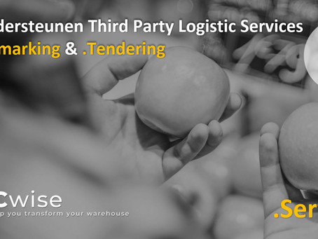 DCwise Services NL - Wij ondersteunen Third party Logistic Services Benchmarking & Tendering