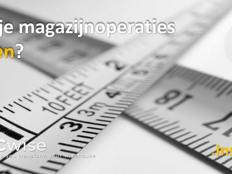 DCwise insights NL - Hoe je magazijnoperaties meten?
