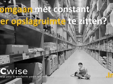 DCwise Insights NL - Hoe om te gaan met constant zonder opslagruimte te zitten❓
