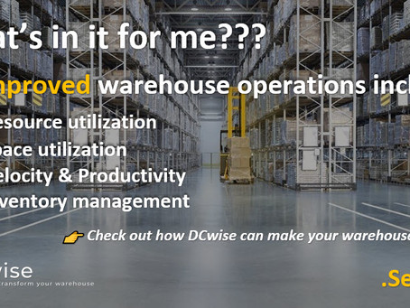 DCwise Services - Our Warehouse Planning and Engineering services