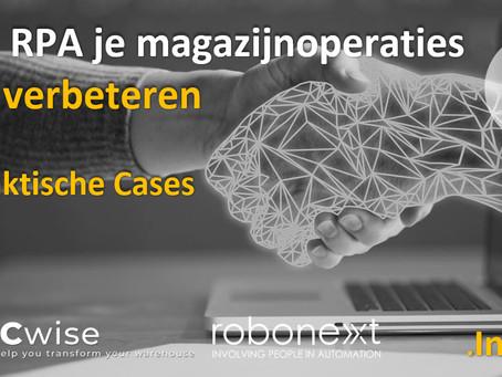 DCwise Insights NL - Hoe RPA je magazijnoperaties kan verbeteren