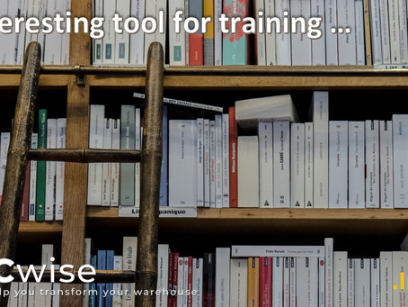 DCwise Insights - An interesting tool for training