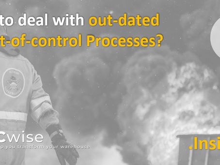 DCwise Insights - How to deal with out-dated or out-of-control Processes?