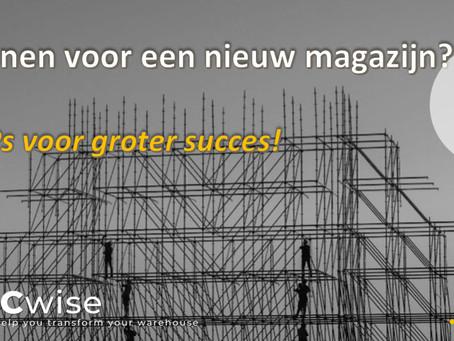 DCwise Services NL - Plannen voor een nieuw magazijn? 7 tips!