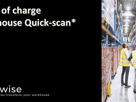 DCwise Services - Warehouse Quick-scan