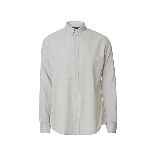 Les Deux Desert Shirt Snow Melange