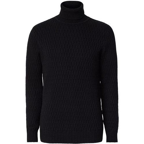 Les Deux Hemsworth Knitwear - Black