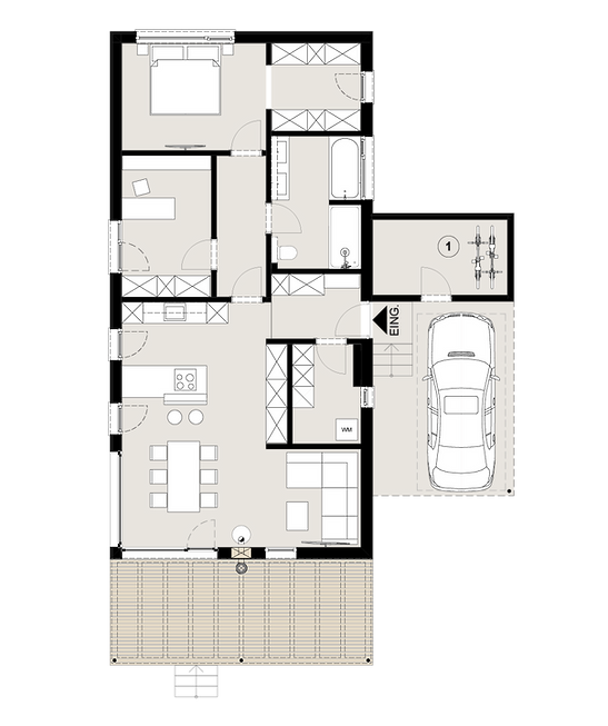 Mikrohaus 90m² Var. 3 Zimmer.png