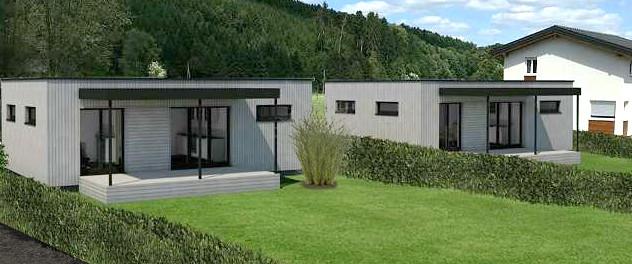ME & ME Mikrohaus Vöcklamarkt 70 m2 - Haus kaufen