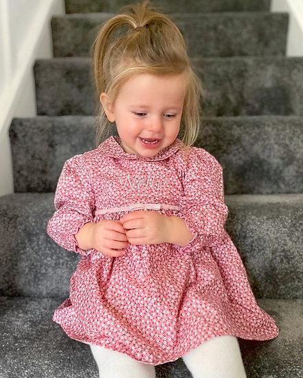 Harper Floral Dress