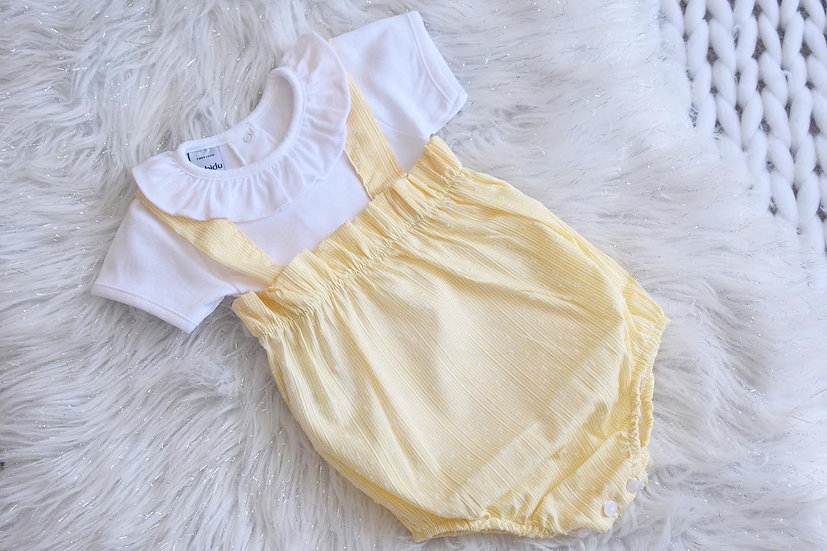 Belle Bloomer Dungarees