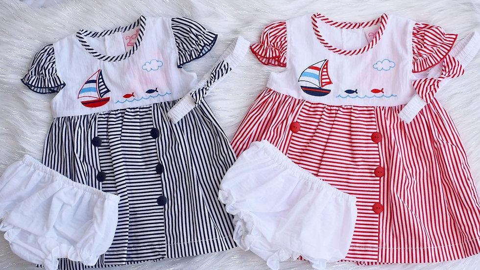 Sunday Sailors Lightweight Dress