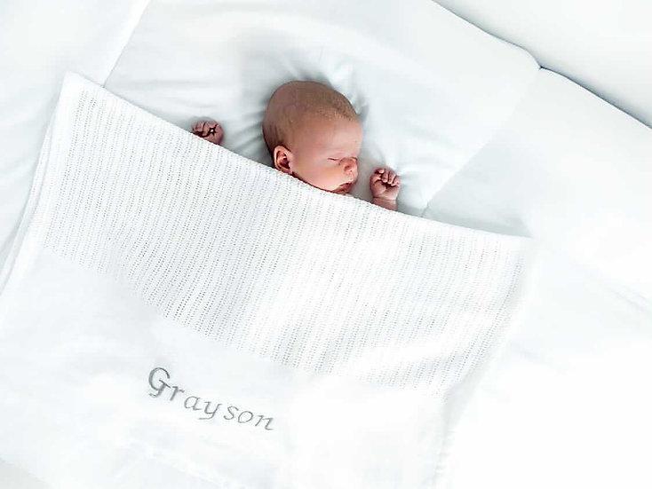 Personalised Cellular Blanket