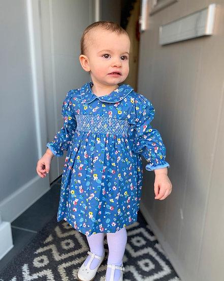 Myla Smocked Dress