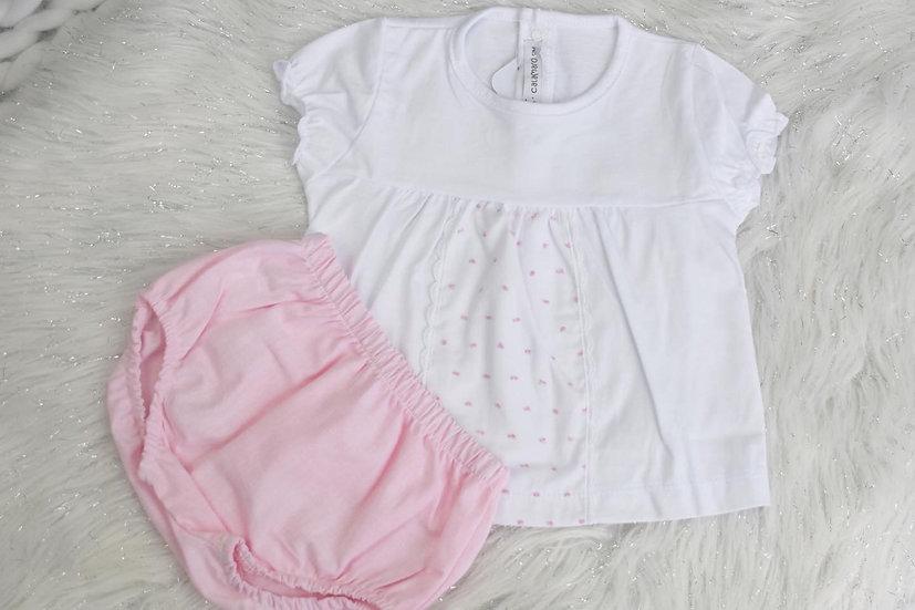 Pink Classic Summer Set
