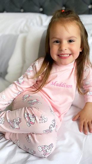 Unicorn Rainbow Pyjamas
