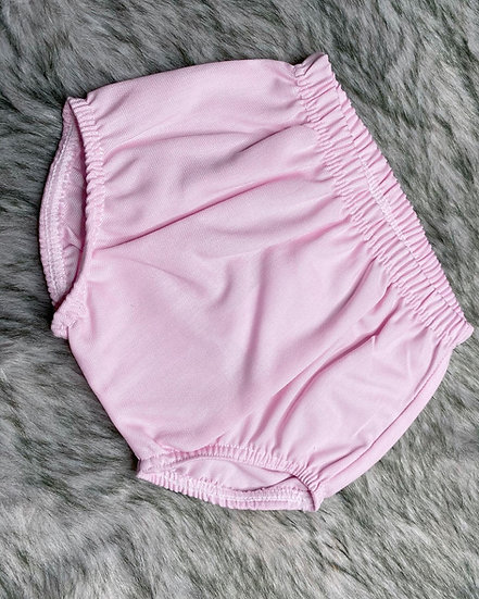 Pink Cotton Bloomers / Jam Pants
