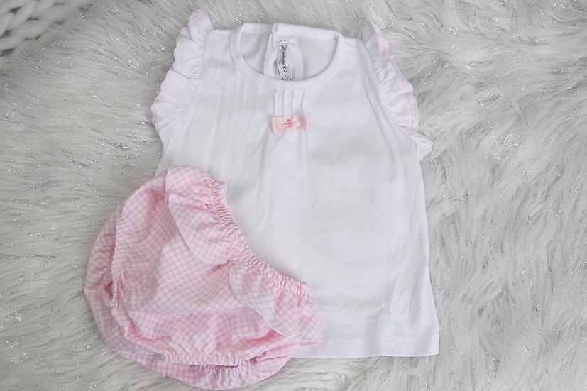 Bella Bow Pink Set