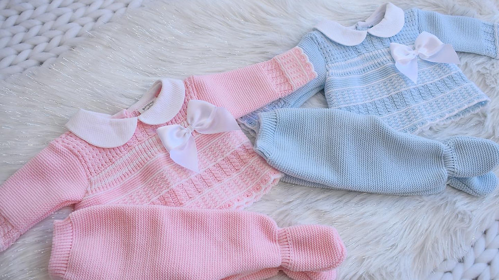 Bowtiful Knit Two Piece
