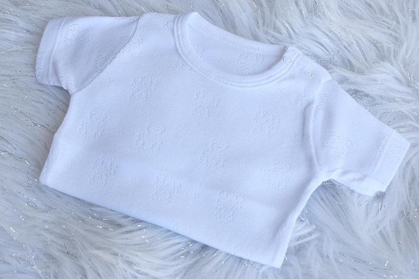 Newborn Teddy Bear Bodysuit