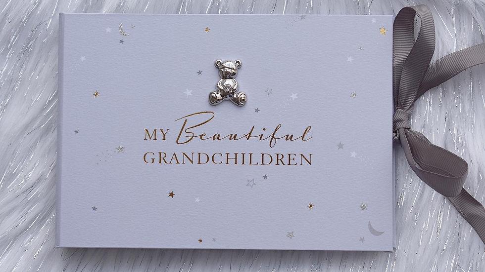 Beautiful Grandchildren Photo Album