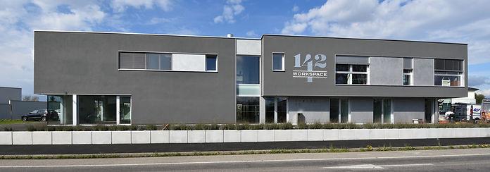 Workspace 142 route de Bale Colmar