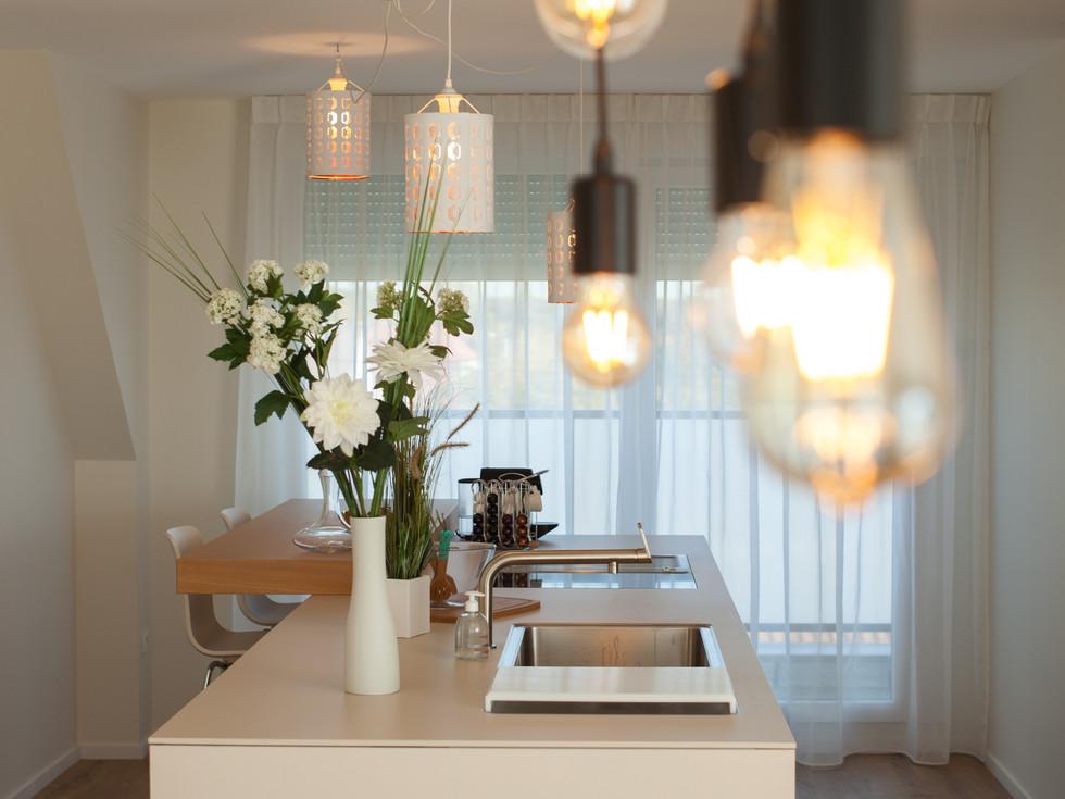 intérieur appartement résidence Gold 2