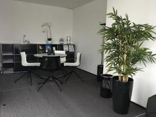 Espace bureau compact