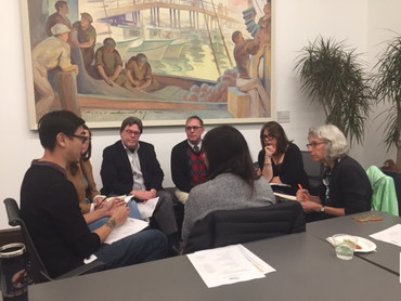 The Challenges of Partnerships :: an Arts Education Policy Roundtable recap