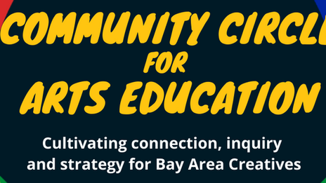 Add Your Voice to Our Arts Education Ecosystem