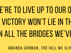What Bridges are You Building for Arts Education?