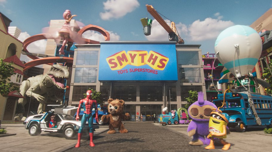 Commercial - Smyths - If The World Were A Toy