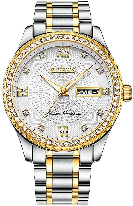 OLEVS Diamond Watches