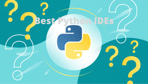 Best Python IDEs: Select Best Code Editor For Python Programming
