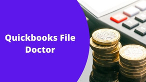 What Is Quickbooks File Doctor (How To use QB file Doctor?)