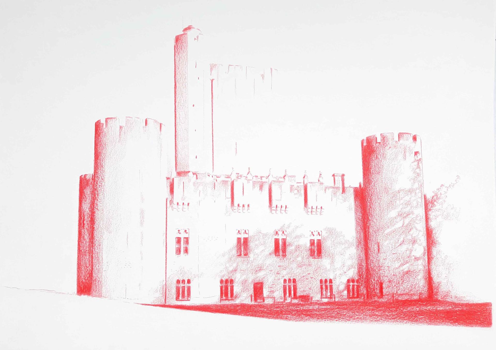 Le château / 19 12 2019