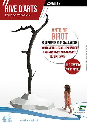 A3 expo visite virtuelle Antoine Birot